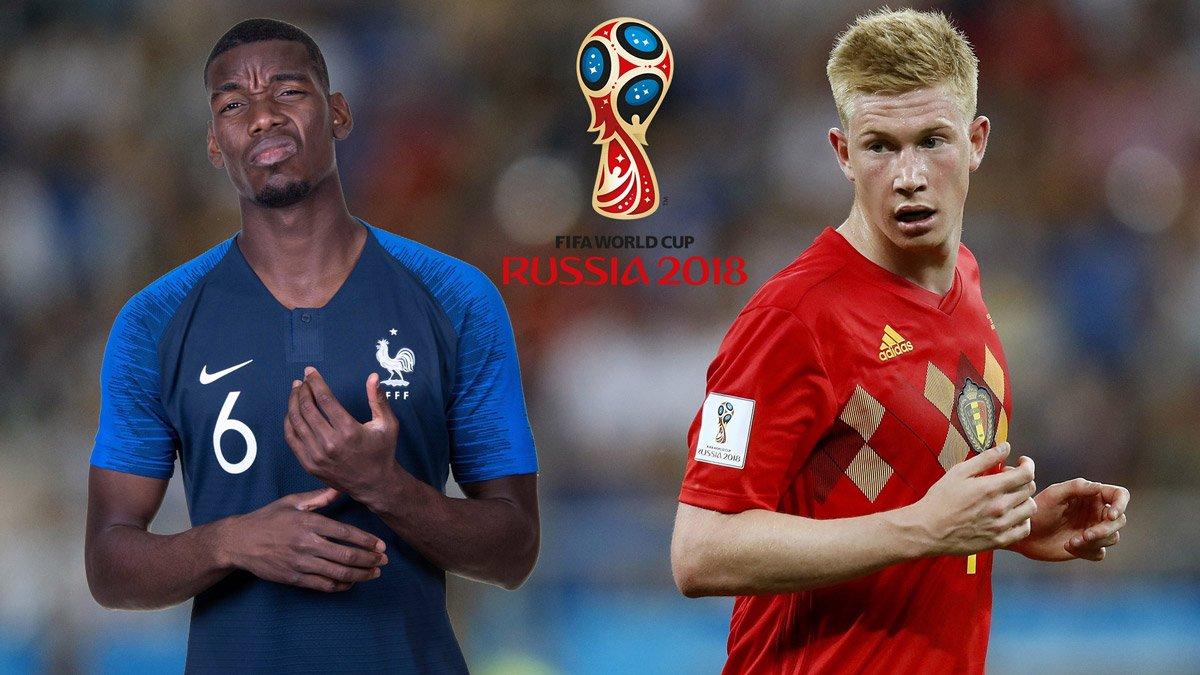 Soi kèo nhà cái Pháp vs Bỉ, 01h00 ngày 11/07/2018