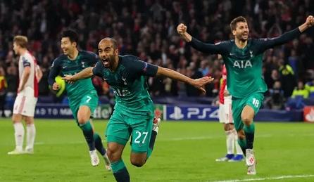 """Tottenham """"trả thù"""" Ajax với chiến thắng tại lượt về"""