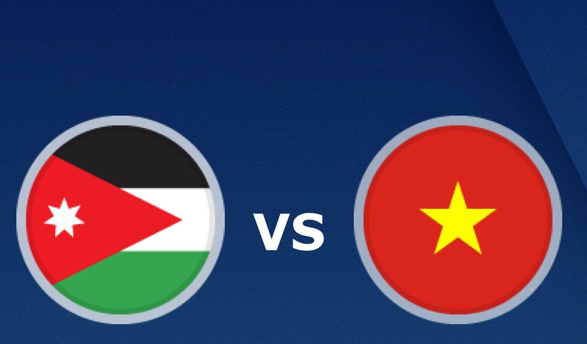 Kèo bóng U23 Jordan vs U23 Việt Nam – 13/01/2020 – VCK U23 châu Á 2020: U23 Việt Nam cần chiến thắng!!