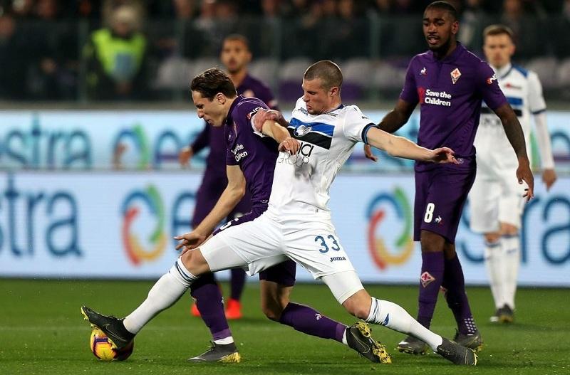 Nhận định trận đấu giữa Fiorentina – Atalanta 21h00' 08/02/2020