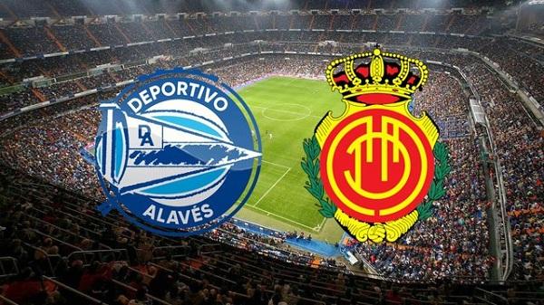 Nhận định trận đấu giữa Mallorca – Alaves 19h00' 15/02/2020