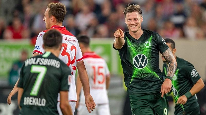 Nhận định trận đấu giữa VFL Wolfsburg – Fortuna Dusseldorf 21h30' 08/02/2020