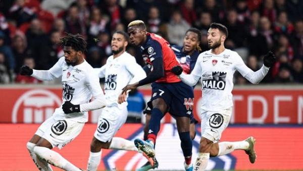 Dự đoán tỷ số trận đấu giữa Brest – Lille 02h00' ngày 15/03/2020